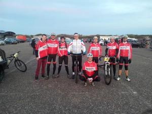 Team Nu-Swift Strandrace 2014